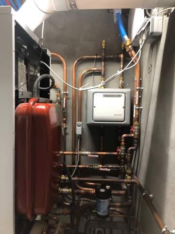 Installation de système de chauffage vers Toulouse