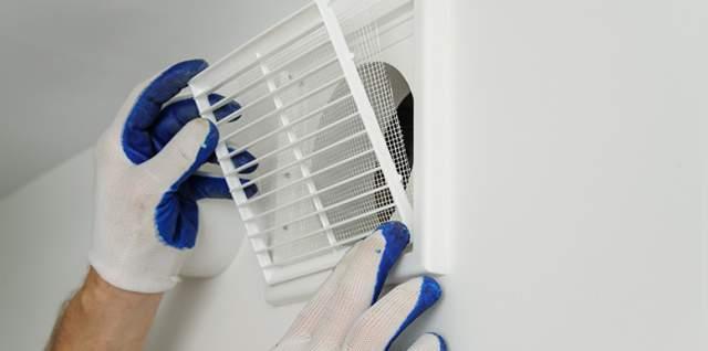 Ventilation et v.m.c